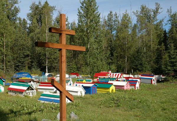 Eklutna Village Historic Site