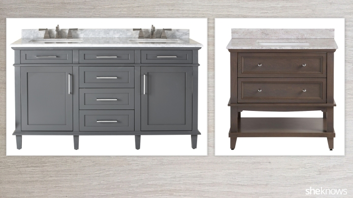 8 vanities that can make your