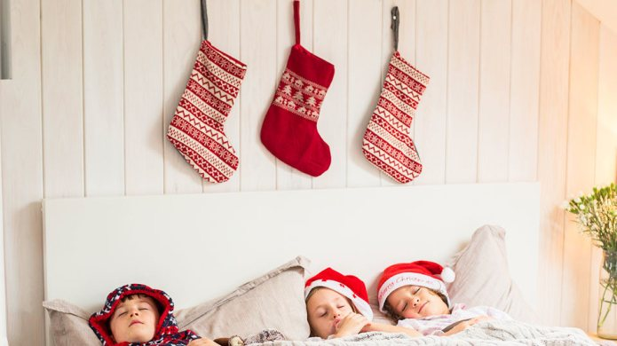 11 Places to Hang Stockings When