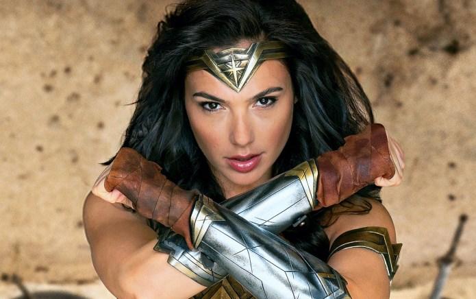 Gal Gadot's, aka Wonder Woman's, 'Whiteness'