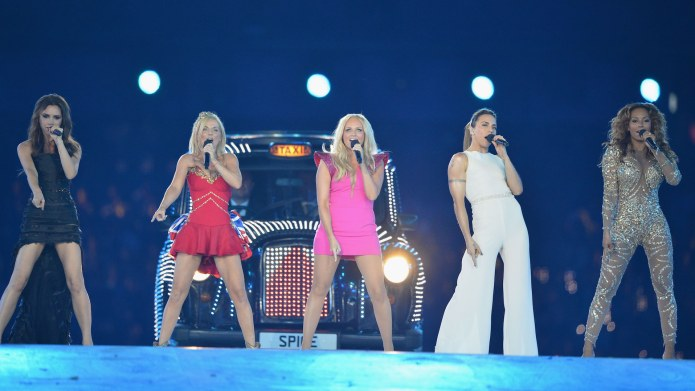 The Spice Girls Have Big Reunion