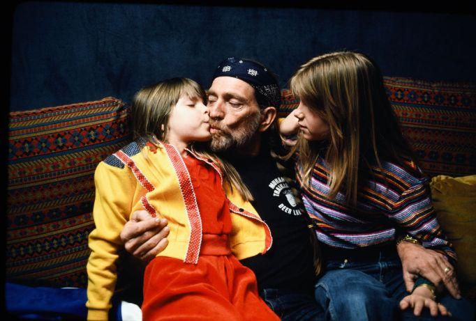 Willie Nelson's children