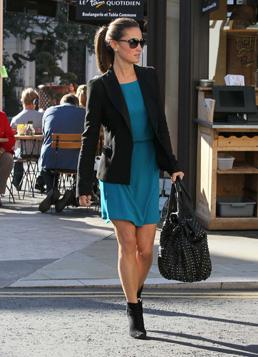 Chic work attire lessons from Pippa