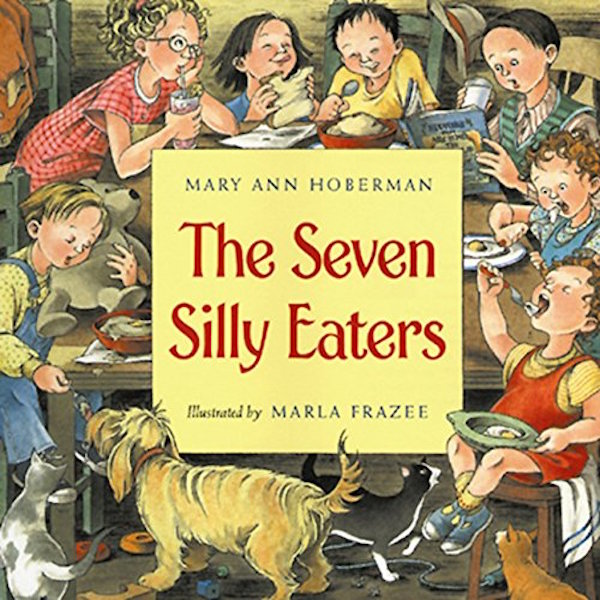 'The Seven Silly Eaters' by Mary Ann Hoberman