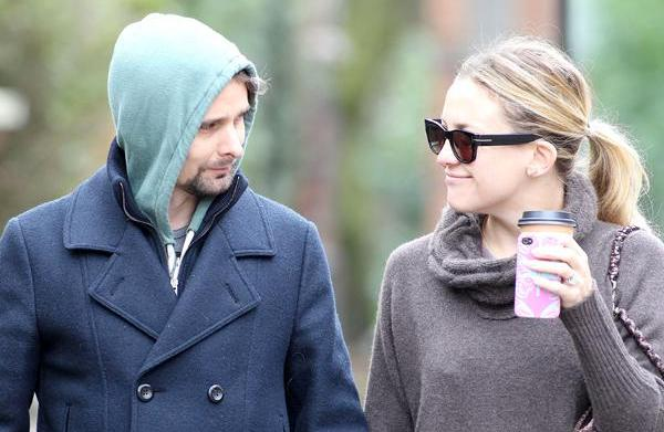 Kate Hudson and Matthew Bellamy are