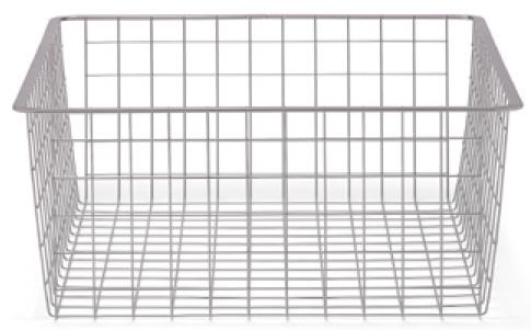 elfa wire baskets