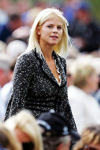 Elin Nordegren is reportedly leaving Tiger