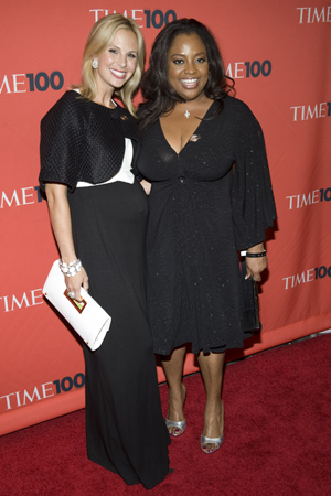 Elisabeth Hasselbeck and Sheri Shepherd are Time 100 winners