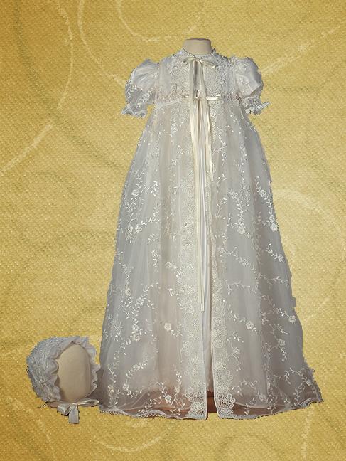 cyrstal gown