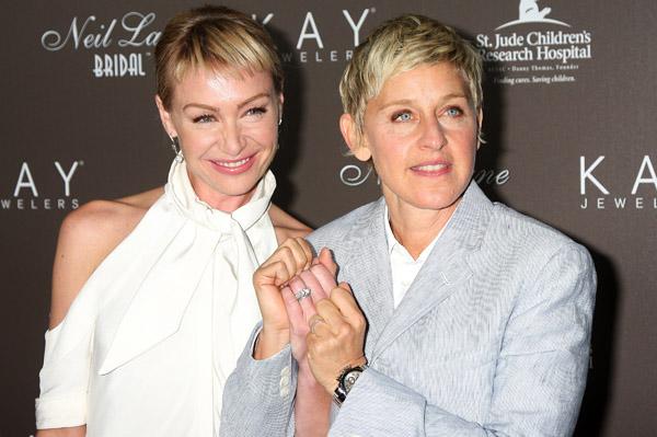 Ellen DeGeneres buys Brad Pitt's old house