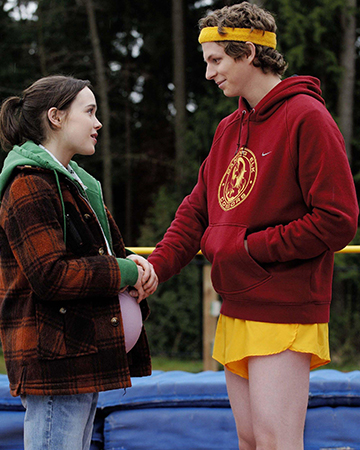 Ellen Page and Michael Certa in Juno | Sheknows.com
