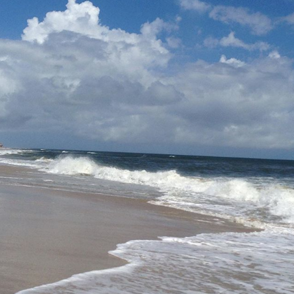 20 Best Beaches in the U.S. for Families: Coquina Beach, Cape Hatteras National Seashore, North Carolina