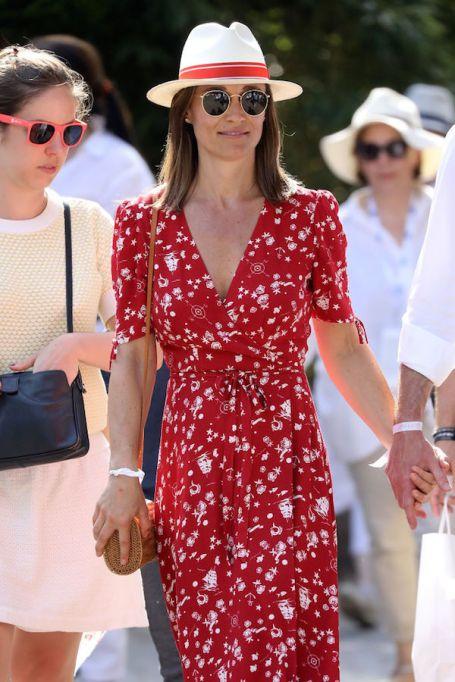Celebrities having babies in 2018: Pippa Middleton and James Matthews