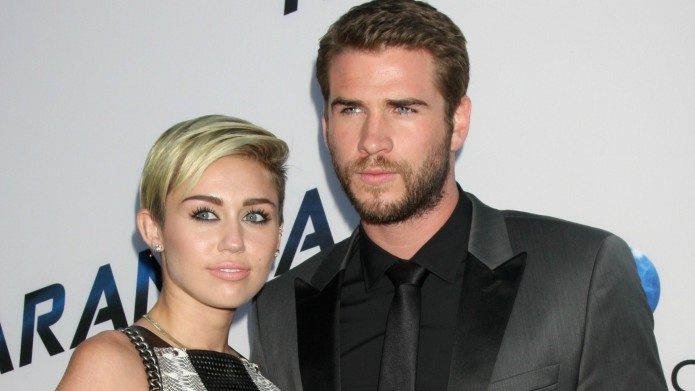 Don't ask Liam Hemsworth about Miley