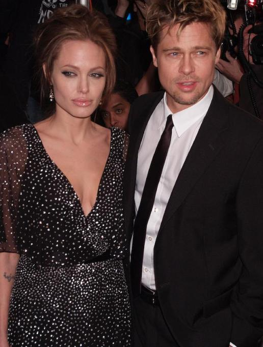Evolution of Angelina Jolie