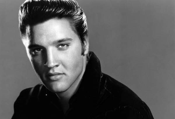 Elvis Presley Portrait Weinstein
