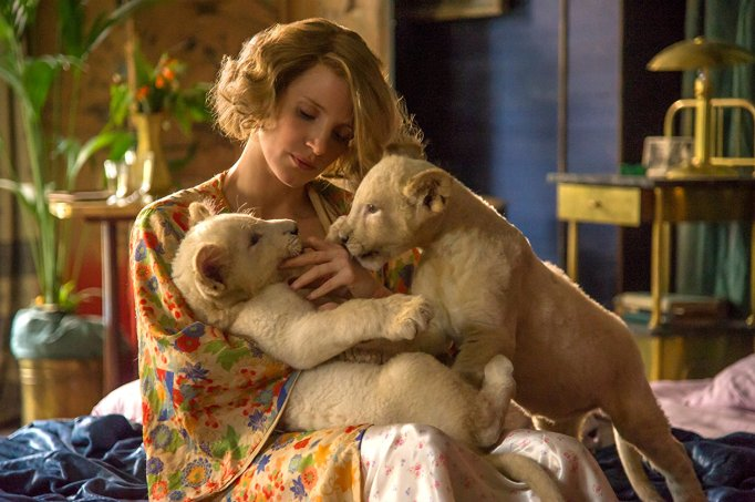 15 Movies About Animals That Always Make Us Cry: The Zookeeper's Wife