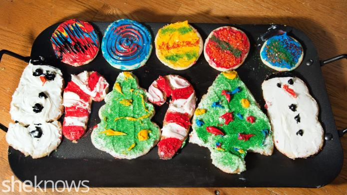 These 10 Christmas baking fails ruined