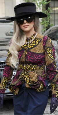 Lady Gaga hat 2