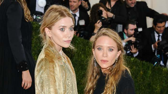 Ashley Olsen Gave Her Boyfriend the