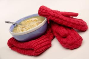Grandma's remedies for cold and flu
