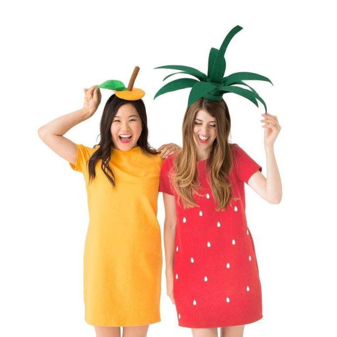 DIY Halloween Costume Ideas from Instagram: Fruits and Veggies | Halloween 2017