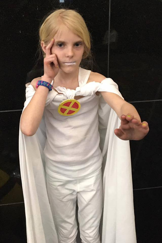 Emma Frost costume