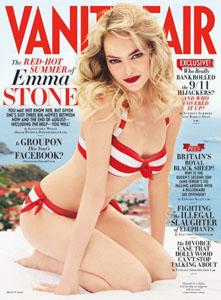 Emma Stone Vanity Fair