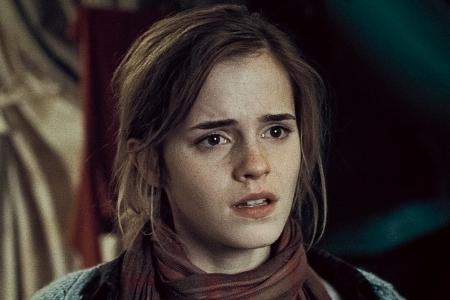 Emma Watson says goodbye to Harry Potter