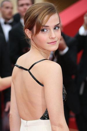 Emma Watson likes The kardashians
