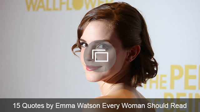 Emma Watson quotes slideshow