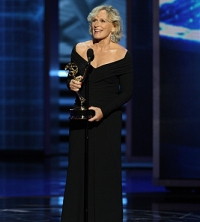 Emmy winner Glenn Close