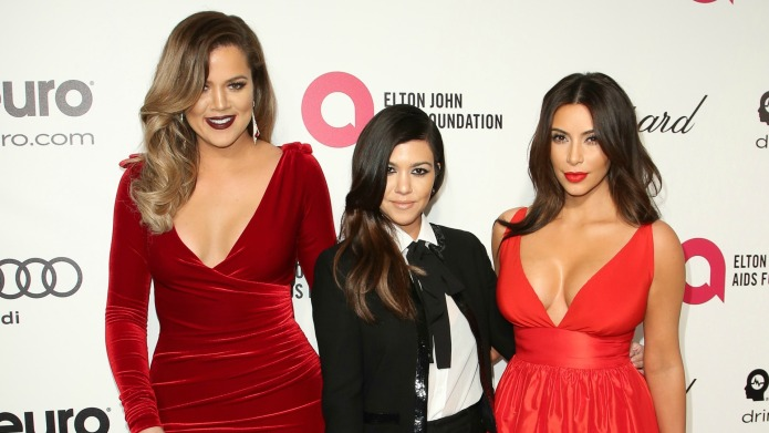 The Kardashians are actually related to