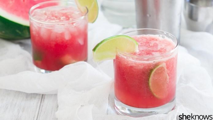 Watermelon caipirinha: The Brazilian cocktail you