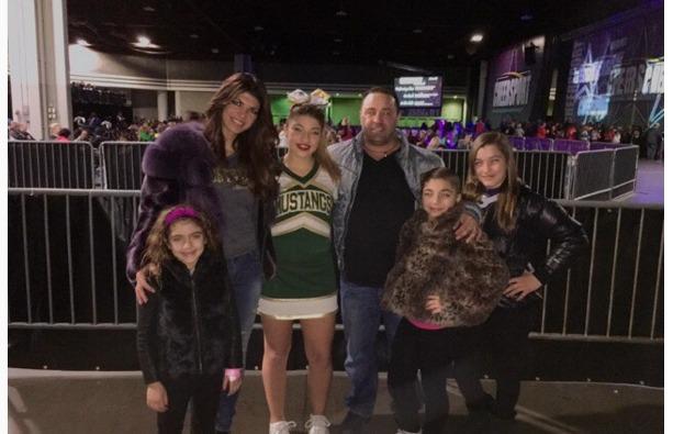 Teresa Giudice and her family