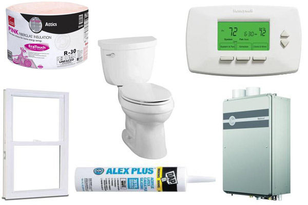 energy efficient home idea products