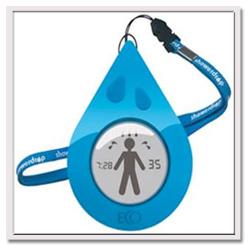 Eco Showerdrop Shower Meter