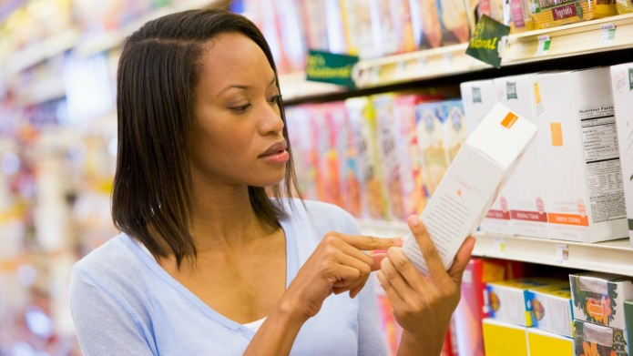 Charity says food labels should show