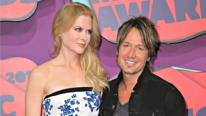 Nicole Kidman tells friends she's been