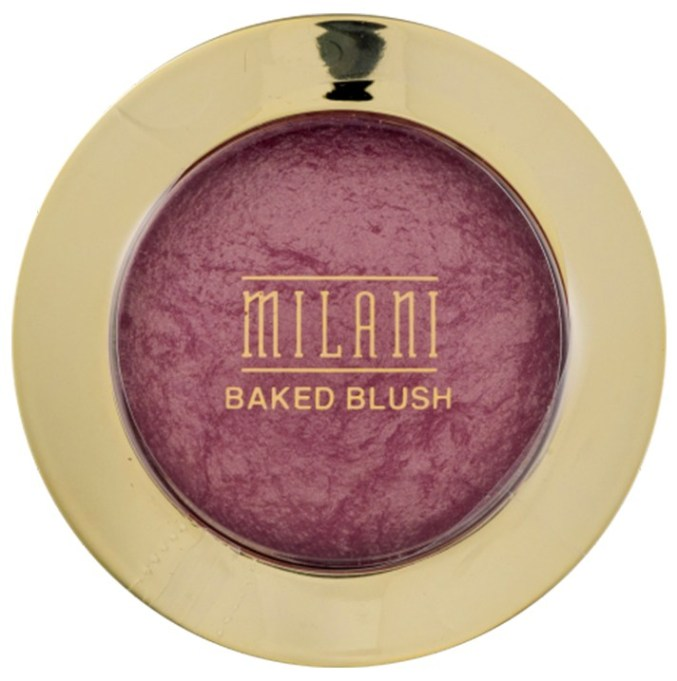 Best Makeup Products at Walmart: Milani Baked Powder Blush in Dolce Pink | Summer makeup