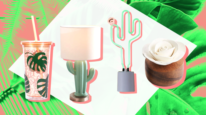 The Best Plant-Inspired Decor for the