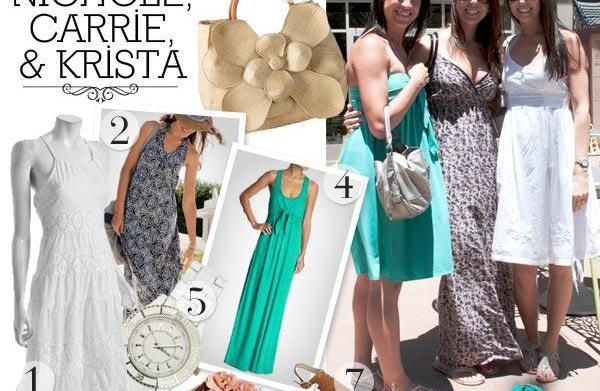 Flirty dresses for summer
