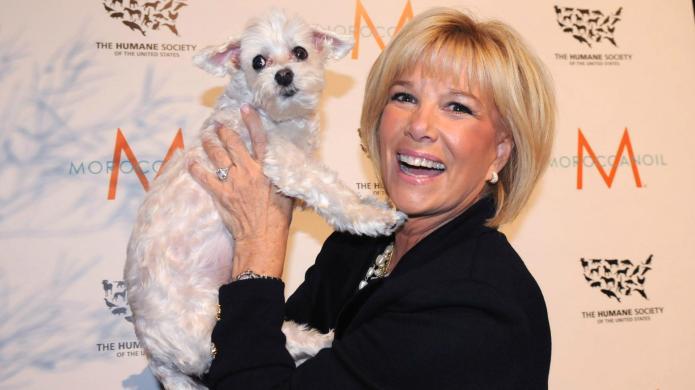 Joan Lunden reveals breast cancer battle