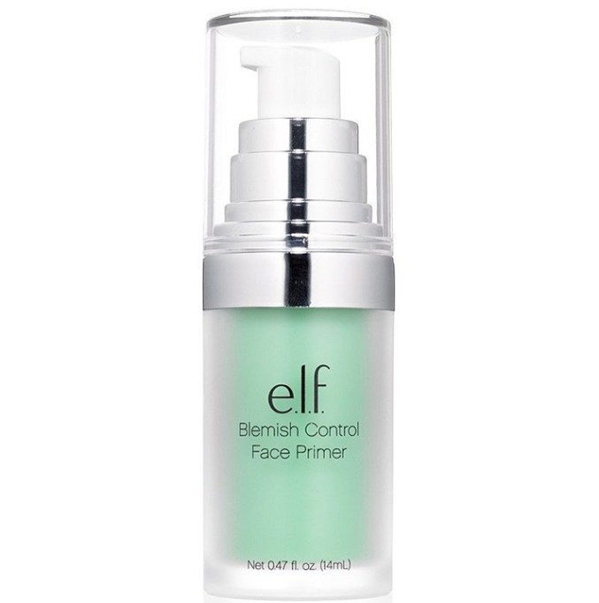 Best Makeup Products at Walmart: E.l.f. Blemish Control Face Primer | Summer makeup