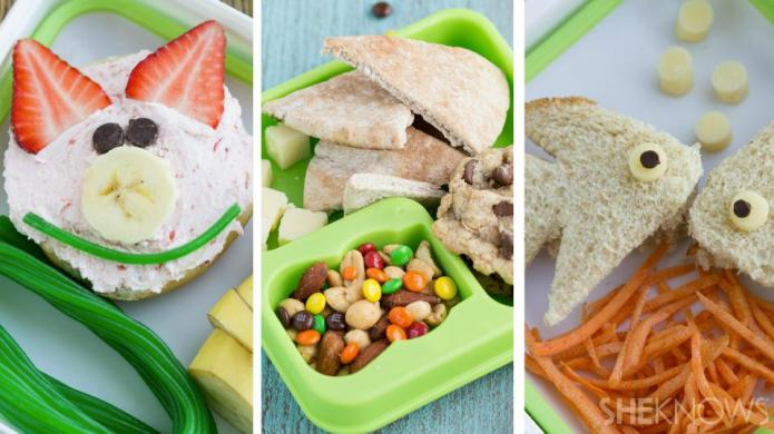 Back-to-school lunch ideas: Too-cute bento box