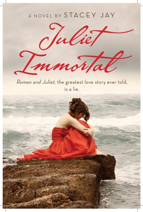 Juliet Immortal book cover