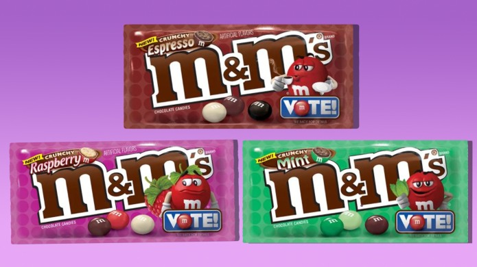 M&M's Is Releasing 3 New Flavors,