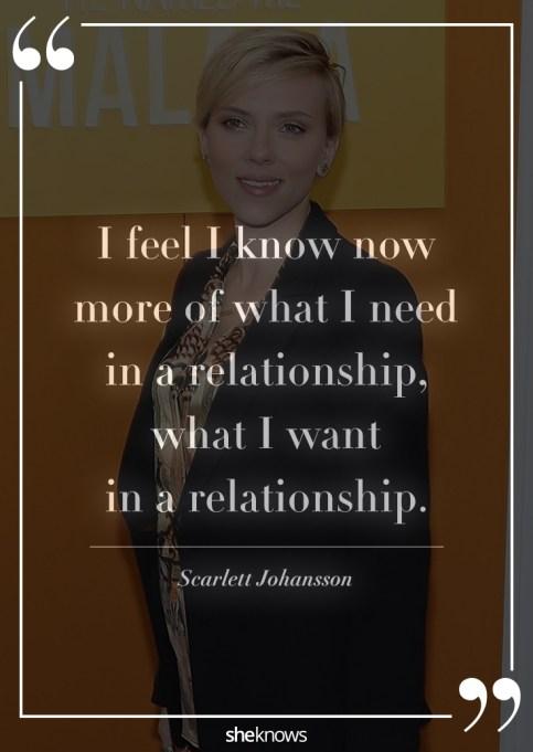 Scarlett Johansson quote
