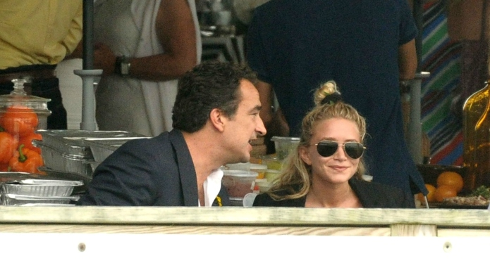 Mary-Kate Olsen's wedding reportedly had an