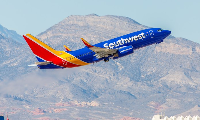 This Southwest Airlines Flight Is Every